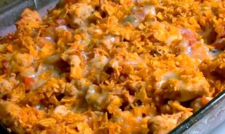 Skinny King Ranch Chicken