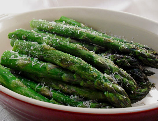 Oven-Roasted Asparagus - Foodgasm Recipes