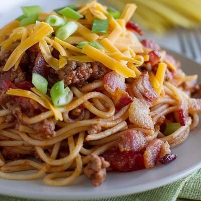 Wild West Spaghetti
