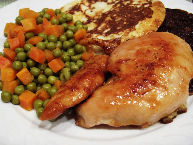 Chicken-with-Spicy-Honey-Or