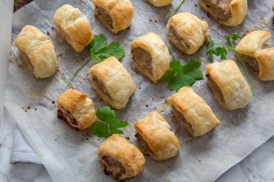 Australian Sausage Rolls Foodgasm Recipes