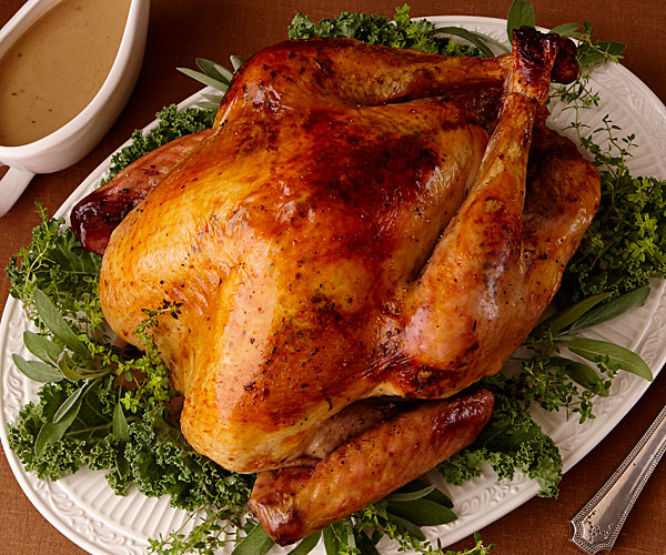 Brining And Roasting A Turkey Food Network