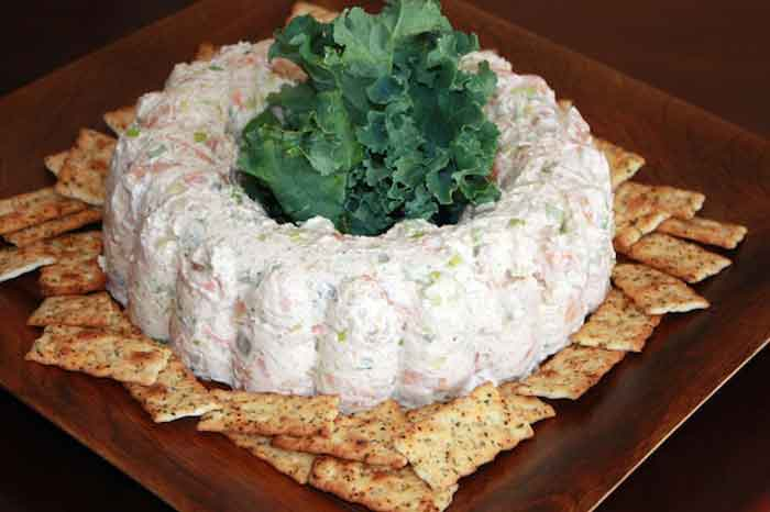 Cold Chicken Salad Perfect For A Mold Foodgasm Recipes