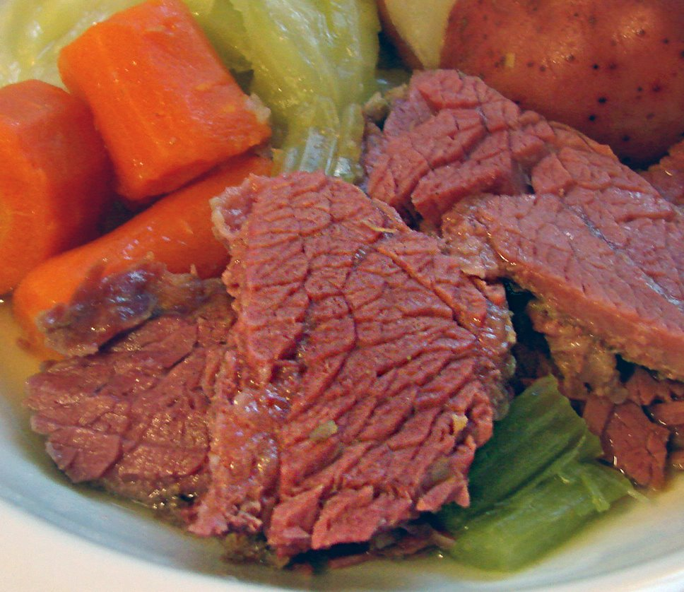 Corned Beef and Cabbage Video