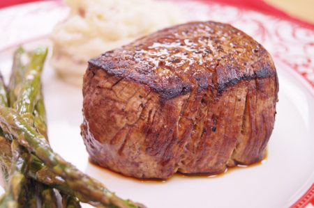 Pan Seared And Roasted Filet Mignon Recipe Foodgasm Recipes