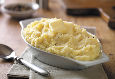 Ranch Mashed Potatoes – No Gravy Needed