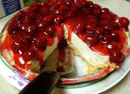 how to make cheesecake at home without baking