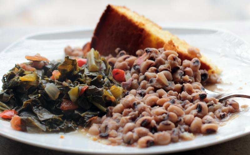 Best Ever Black-Eyed Peas - Foodgasm Recipes