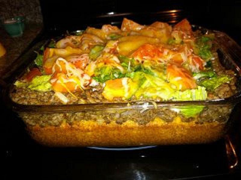 Vegan Mexican Food Casserole Recipes