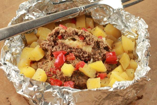 Hobo Adobo Foil Dinner Foodgasm Recipes