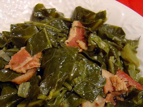 Soul Food Collard Greens Recipe Ham Hocks