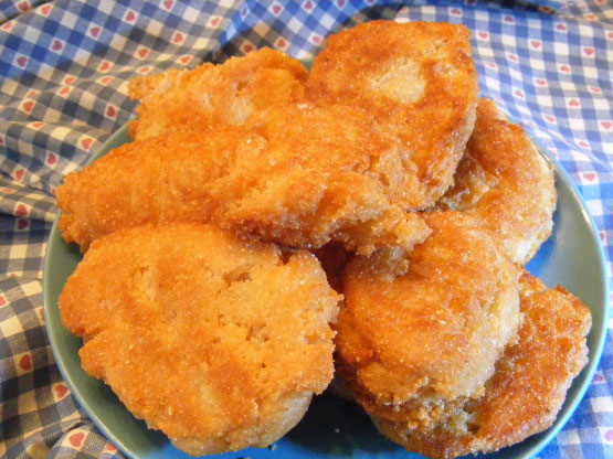 Southern Style Fried Cornbread Foodgasm Recipes