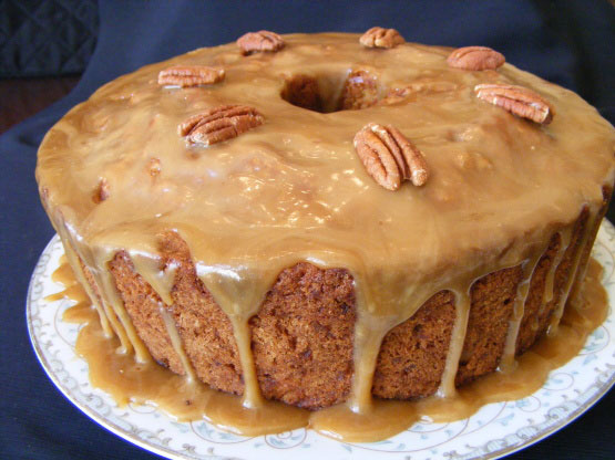 Apple Cake With Oil Brown Sugar