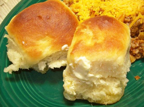 Buttery Bread Machine Yeast Rolls Foodgasm Recipes