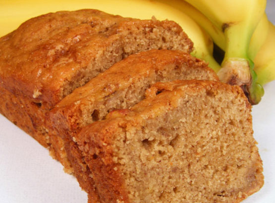 Moist and Delicious Banana Bread With A Twist