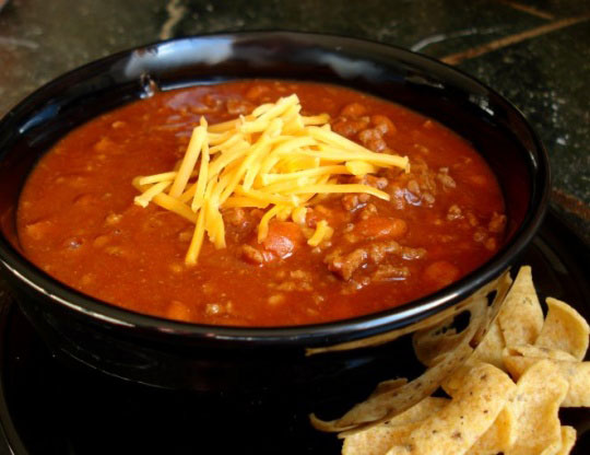 Quick And Easy Mild Chili – Perfect Weeknight Dinner For ...