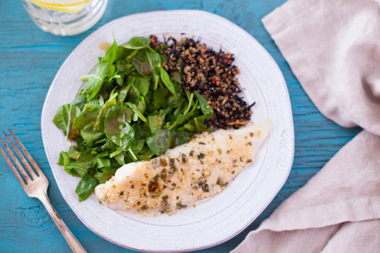Baked Tilapia Parmesan – Easy and Delicious