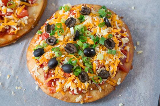 Taco Bell Mexican Pizza – Copycat