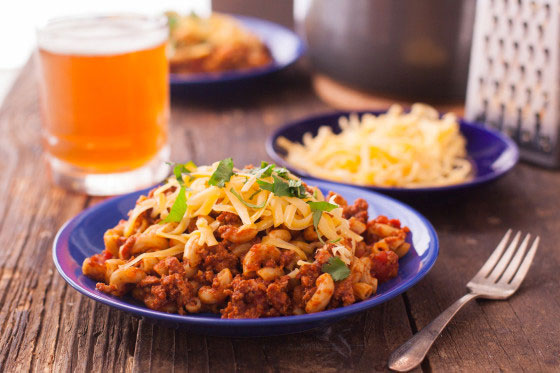 Easy Chili Mac – Great At Potlucks