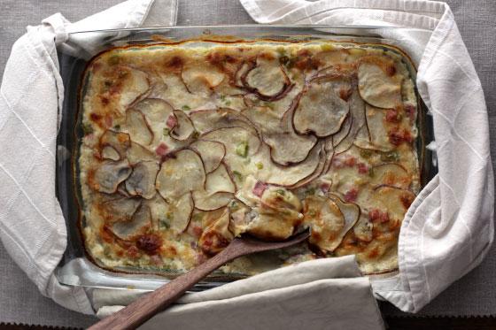 Scalloped Potatoes & Ham – Easy To Make