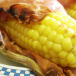 Bacon Wrapped Grilled Corn