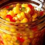 Simple Corn Relish