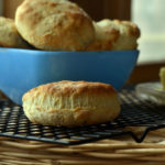 Easy No Shortening Biscuits
