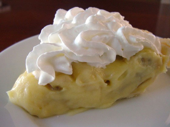 Banana Cream Pie – Granny's Best Recipe