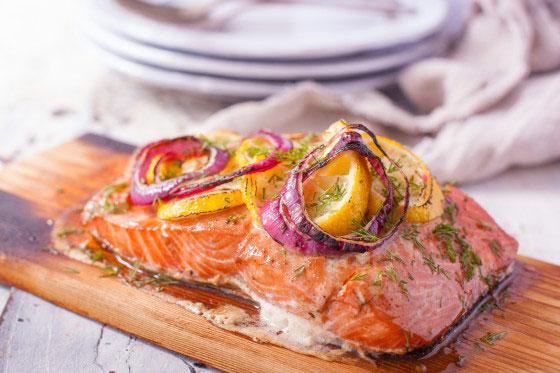 Grilled Lemon Salmon – Fantastic Recipe