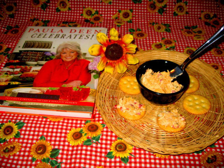 Paula Deen's Southern Pimento Cheese