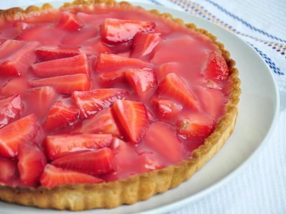 Strawberry Strawberry Pie – Easy & Delicious
