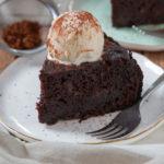 Crockpot Triple Chocolate Surprise
