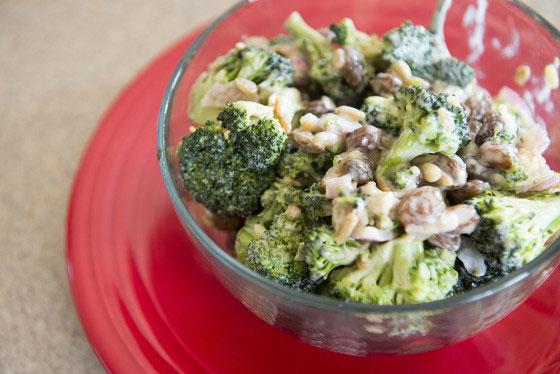 Summer Broccoli Salad – Not Just For Summer!