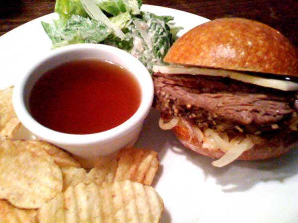French Dip Crock Pot Recipe