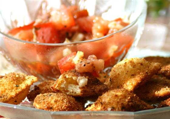 Olive Garden Toasted Ravioli Recipe