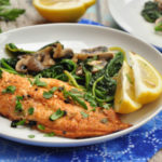 Spicy Grilled Catfish Filets