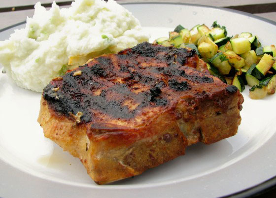 Tex-Mex Pork Chops – Delicious and Easy!