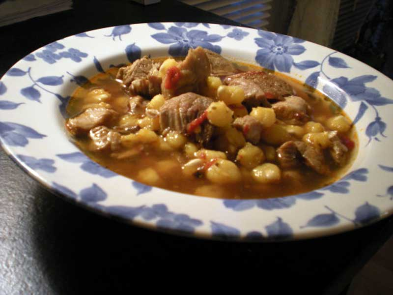 Easy Mexican Pork Pozole Recipe