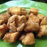 Fried Alligator Bites