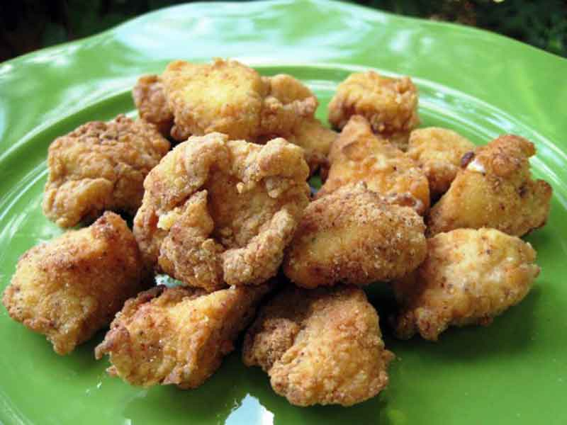 fried alligator bites foodgasm recipes. Black Bedroom Furniture Sets. Home Design Ideas