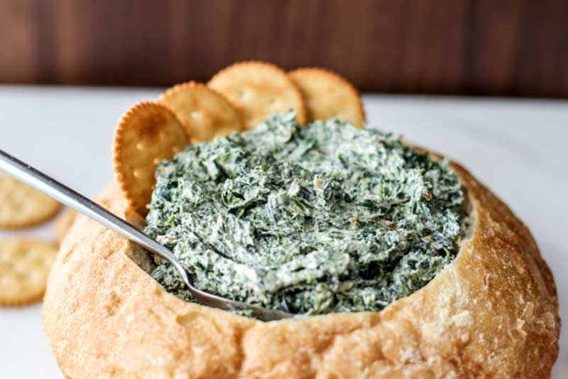 Knorr Spinach Dip – Traditional Classic Recipe