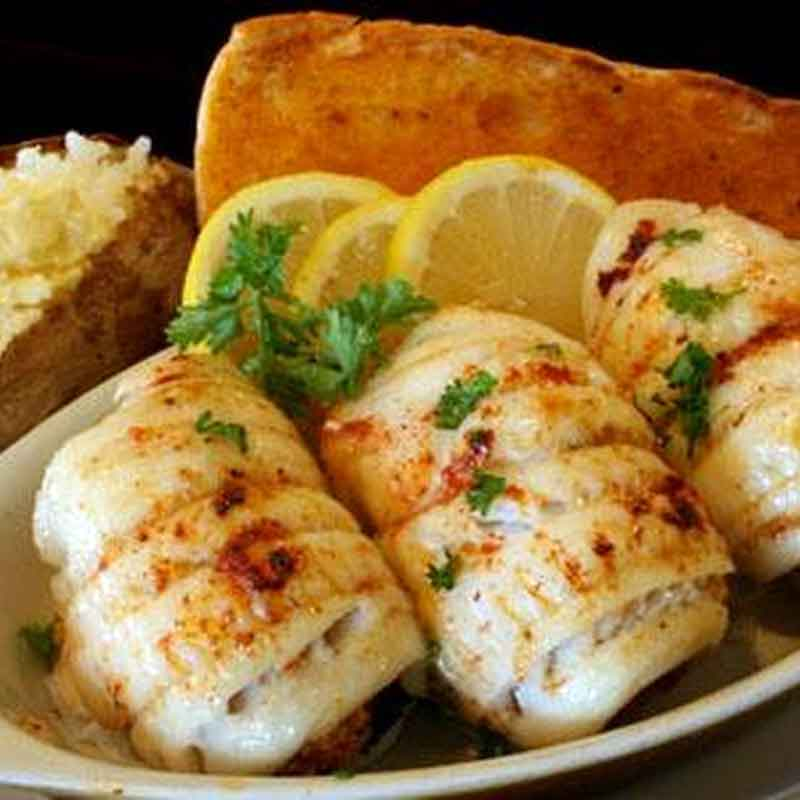 Baked Catfish Recipes – Crab Stuffed Catfish